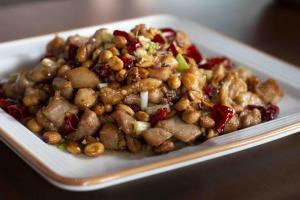 12. Kung Pao Chicken