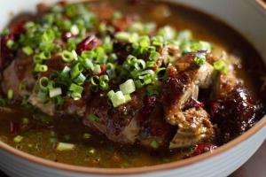 14. Szechuan Roast Duck
