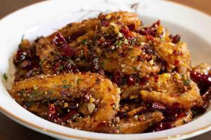 15. Crispy and Spicy Shrimp