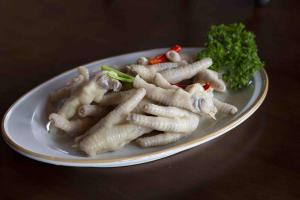 5. Pickled Chichen feet
