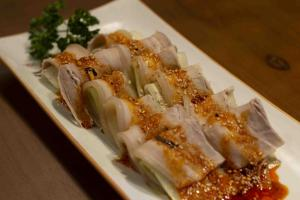 6.Szechuan Style Pork s